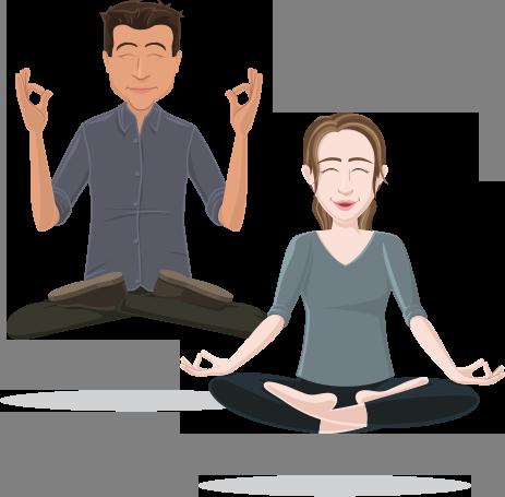 Couple zen, prix fenêtre en ligne